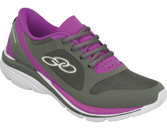 Olympikus Zapatilla Running Mujer Stretch Gym Trianing Dep