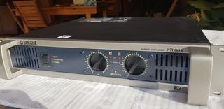 Amplificador Potencia Yamaha P7000s 2x1100w (inmaculada)