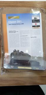 Locomotivas Do Mundo - Miniatura Classe D51