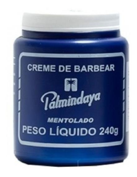 Creme De Barbear Palmindaya 240g
