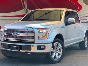 Ford Lobo Platinum 4x4 2016