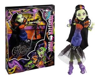 Monster High Casta Fierce Muñeca Original Mattel