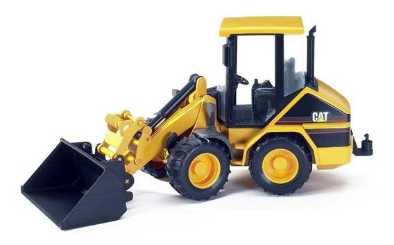 Tractor Pala Cat Wheel Loader Escala 1:16 Modelo Bruder 2441