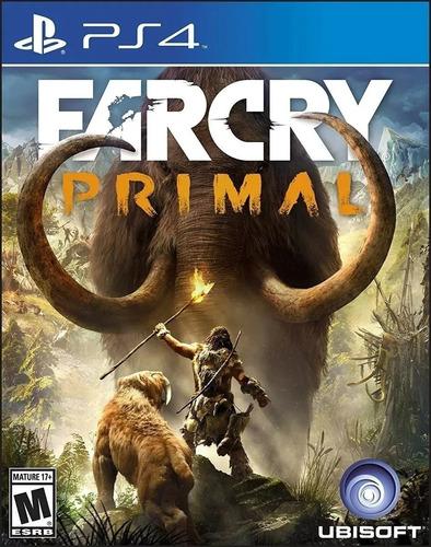 Imagen 1 de 5 de Far Cry Primal Ps4 Físico Sellado Nuevo Original Sevengamer