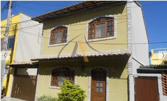 Casa A Venda No Bairro Braga Em Cabo Frio - Rj. - Cc4040-1