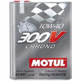 Óleo Motor Motul 300v Chrono Sae 10w40 2lt
