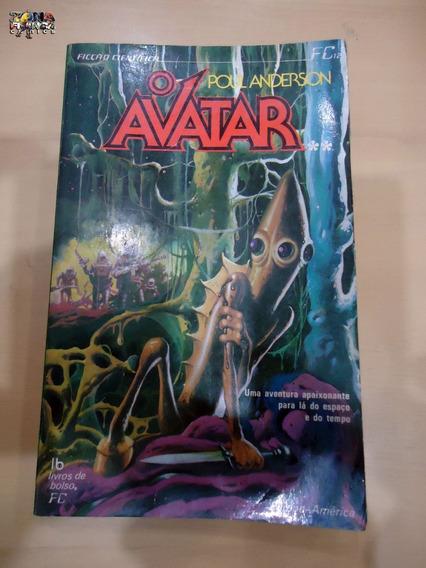 O Avatar Vol. 2 Poul Anderson Livro Ficção Científica Ótimo