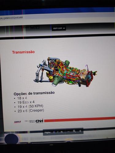 Manual De Reparo E Montagem Transmissão Dos Tratores Magnum