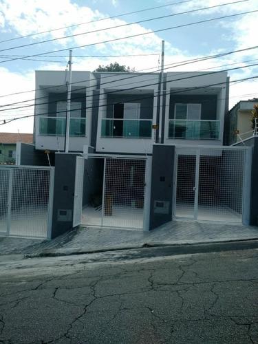 Imagem 1 de 10 de Sobrado Para Venda Por R$480.000,00 Com 107m², 3 Dormitórios, 2 Vagas E 2 Banheiros - Ponte Rasa, São Paulo / Sp - Bdi35150