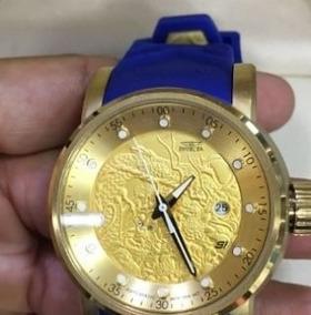 Relógios Invicta Yakuza, Importado De Miami, Na Caixa, Zero.