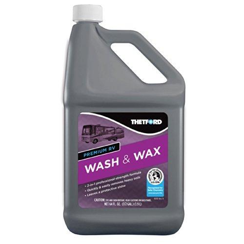 Imagen 1 de 5 de Premium Rv Wash And Wax, Detergent And Wax For Rvs  Boats  T