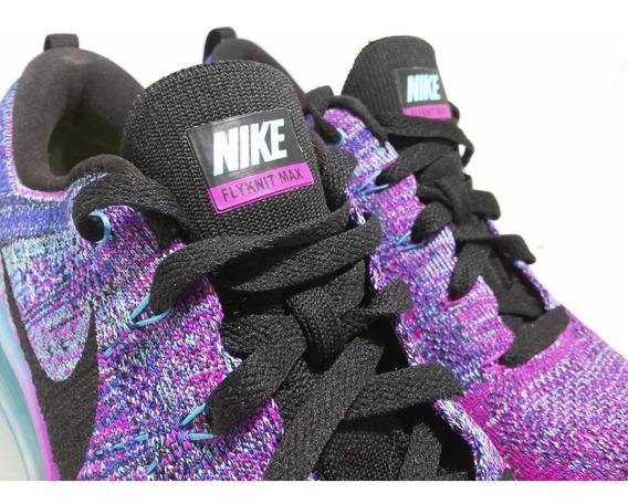 Tênis Nike Flyknit Max Novo Na Caixa Feminino N.38