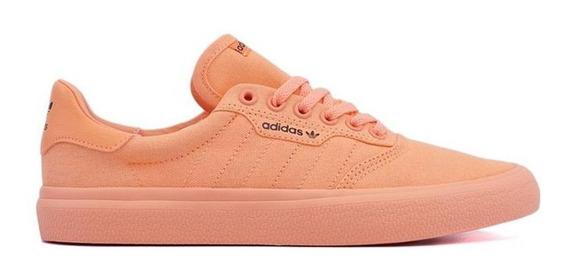 Zapatillas adidas 3mc Naranja - Corner Deportes