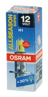 Lampara Osram H1 - Allseason Super 12v 55w P14,5s