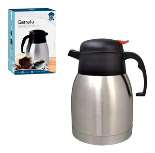 Garrafa Térmica Aço Inox Inquebrável 750ml Café Leite Chá