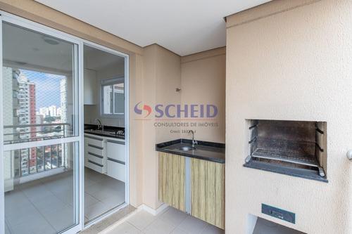 Imagem 1 de 15 de Apartamento No Coração Da Mooca  - Mr77182