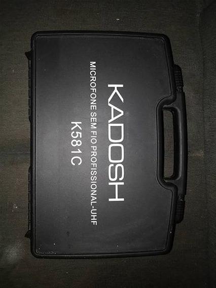 Headset/lapela Sem Fio Kadosh 581c