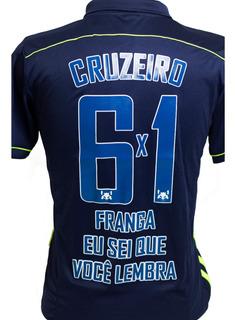 Camisa Do Cruzeiro 6x1 Promoçao