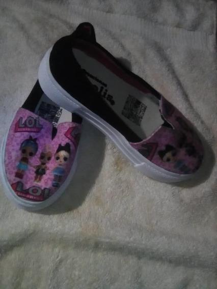 Zapatos Lol De Niña Nuevos Oferta 5$ - Tienda Fisica