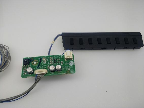 Teclado Sensor Ir Chicote T Lg26lc7r Eax35661901 Estoqu B25