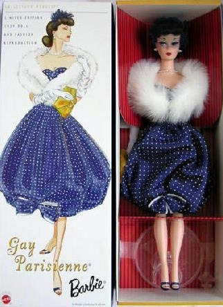 Barbie Gay Parisienne - 2002