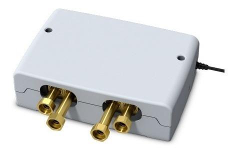 Tlc Duplo Misturador De Agua Eletronicamente Controlado Deca