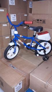 Bicicleta Para Nene Rodado 12