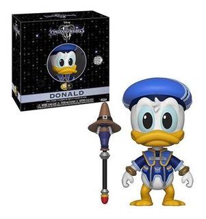 Funko 5star Kingdom Hearts 3 Donald. Orig Purpura Funnyland
