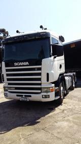 Scania G420 6x2 Ano 2007