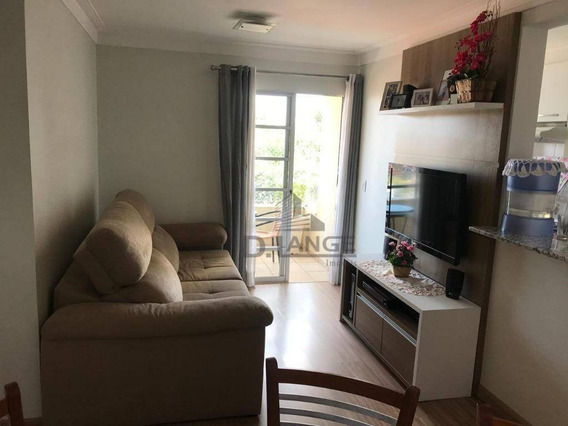 Excelente Apartamento No Bairro Bonfim Em Campinas. - Ap18652