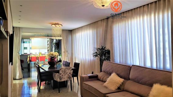 Apartamento A Venda No Bairro Castelo Em Belo Horizonte - - 22064-1