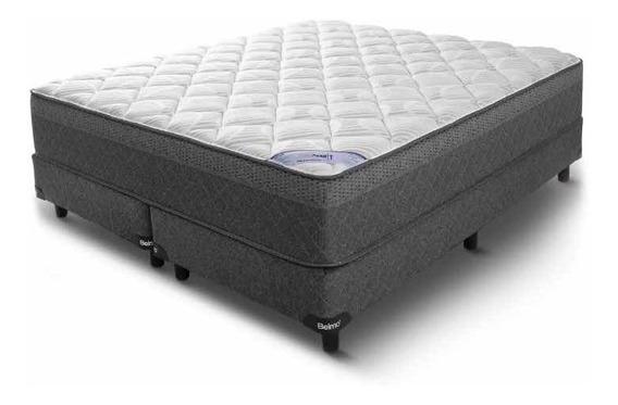 Sommier Belmo Pocket 180x200 Resortes Individual Y Pillow