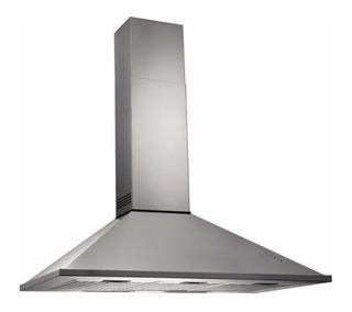 Campana Cocina Tst Piramide 60cm Pared Acero Inoxidable Full