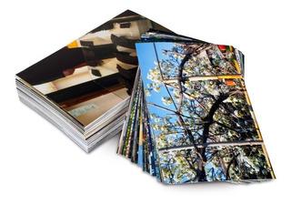 Impresión Digital De 200 Fotos De 10x15 Cm