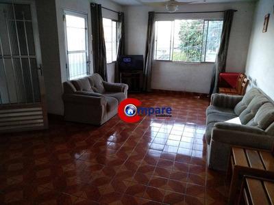 Sobrado Com 4 Dormitórios À Venda, 157 M² Por R$ 550.000 - Jardim Paraventi - Guarulhos/sp - So1790