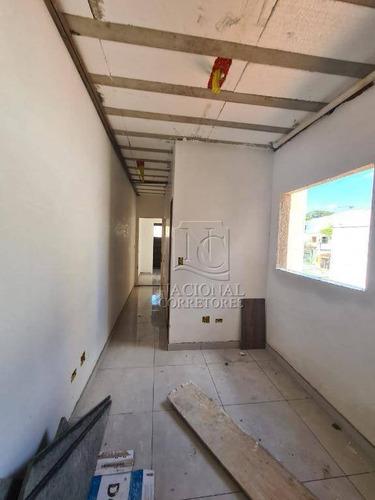 Imagem 1 de 20 de Cobertura À Venda, 91 M² Por R$ 358.000,00 - Vila Alzira - Santo André/sp - Co5374
