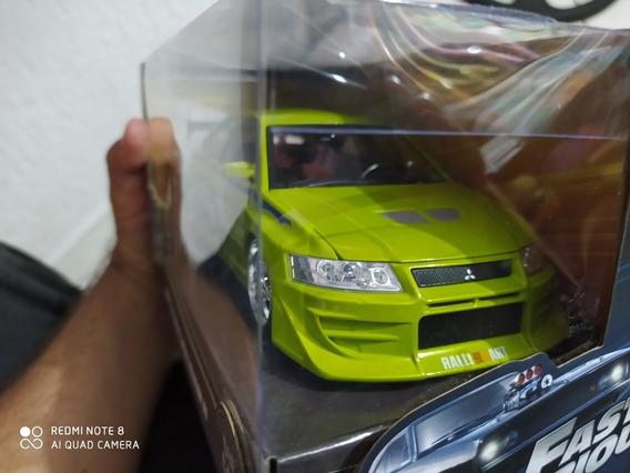 Mitsubishi Lancer Evolution Vll. Velozes E Furiosos 1:24