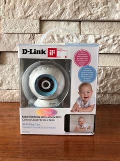 Monitor De Bebé D-link Con Video Para Celular.