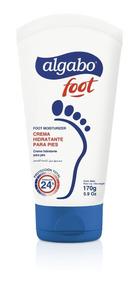 Algabo Foot Crema Hidratante Para Pies X 170 Gr Pack X 12 Un