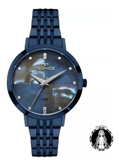Relógio Technos Trend - 2036mjh/5a C/ Nf E Garantia U