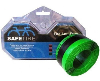 Fita Safetire Anti Furo O Par Pneu Aro 26, 27.5, 29 Mtb Bike