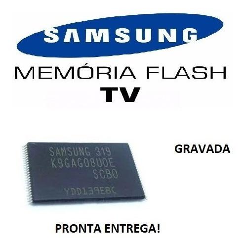 Memória Flash Nand Samsung K9gag08u0e Gravada