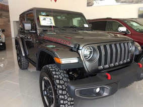 Jeep Wrangler 3.7 Rubicon 3.6 4x4 At 2018
