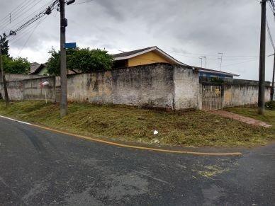 Terreno De Esquina 326,25 Metros Com Casa De Alvenaria - 99478