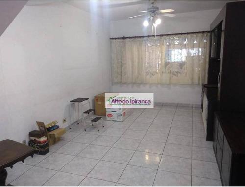 Imagem 1 de 24 de Sobrado Com 2 Dormitórios À Venda, 100 M²  - Parque Bristol - São Paulo/sp - So1219