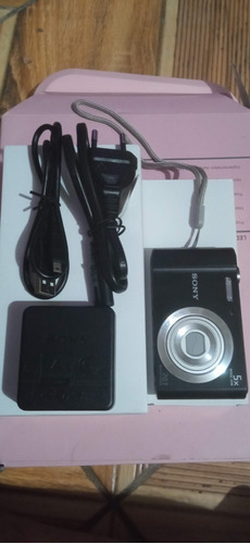 Camara Sony Digital Dsc-w800 Cybershot 20.1 5x