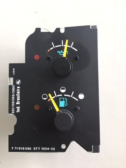 Indicador Da Pressão De Óleo E Comb. F12000/14000 -92.../97