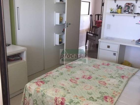 Flat Com 1 Dormitório À Venda, 40 M² Por R$ 160.000,00 - Adrianópolis - Manaus/am - Fl0009