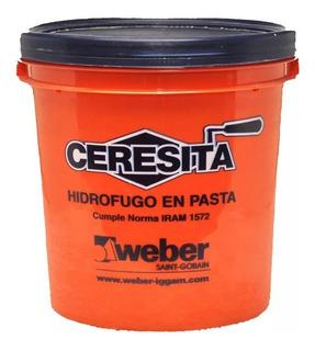 Ceresita 4kg Weber Hidrofugo Placas San Justo