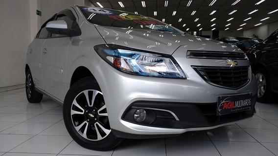 Chevrolet Onix 1.4 Ltz Único Dono 2014 Prata